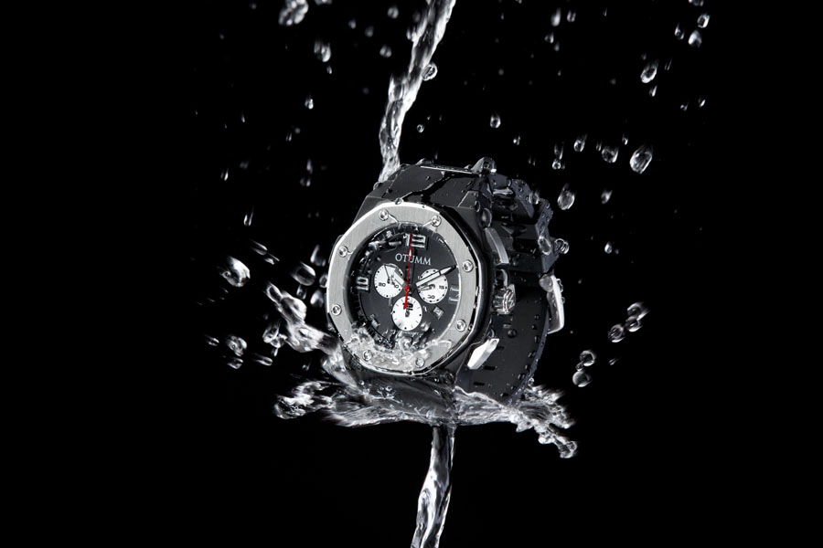 Watches photography